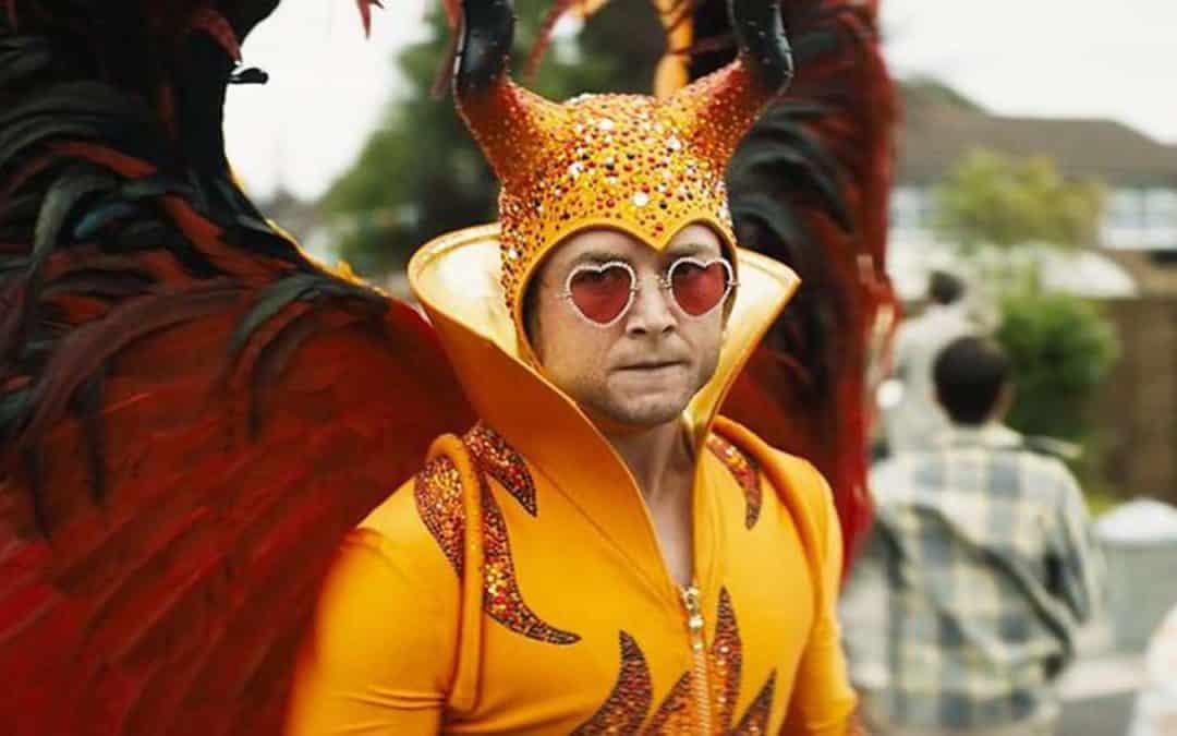 Antes de Lady Gaga e Madonna, houve Elton John