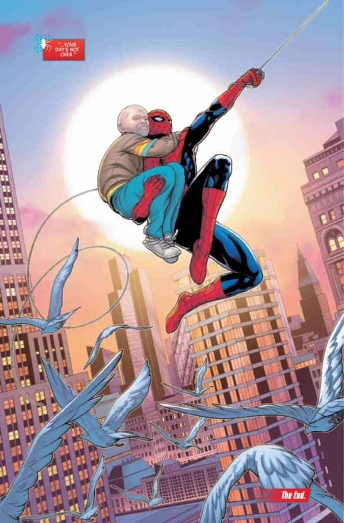 O novo parceiro do Homem Aranha e mais duas histórias 1
