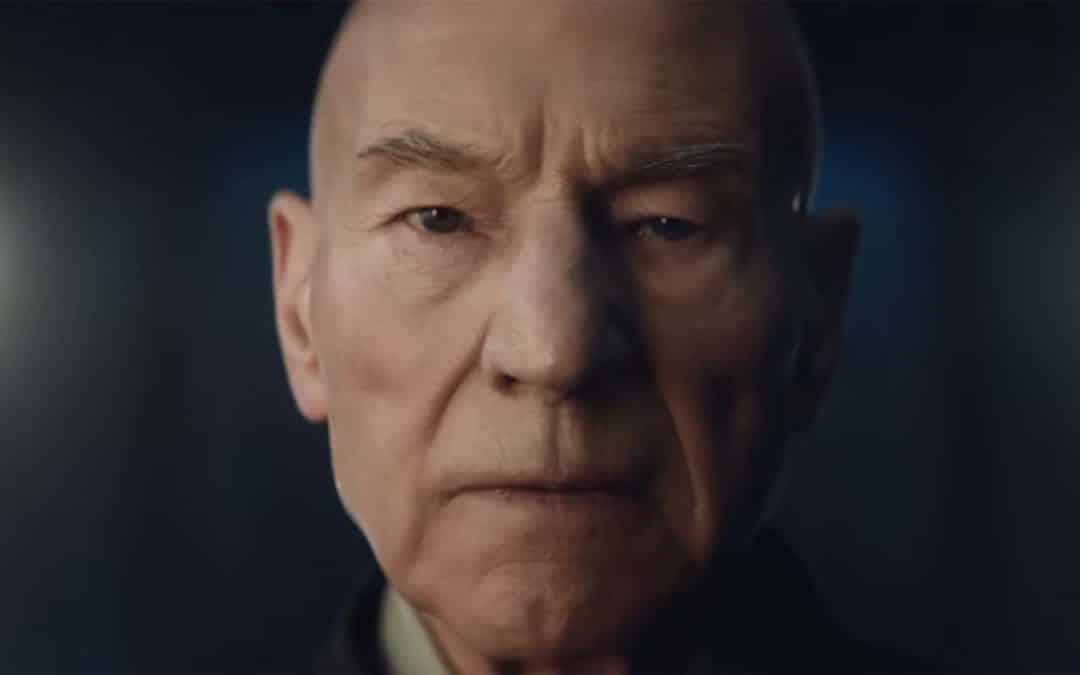Stark Trek: Picard – Confira o pôster e o teaser da nova série de Star Trek!