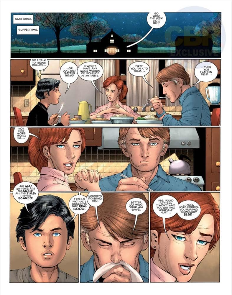 Superman: Year One ganha Preview 4