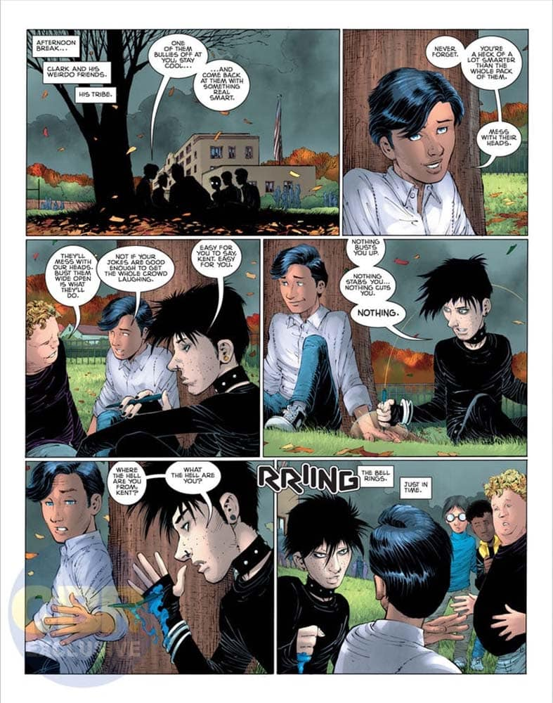 Superman: Year One ganha Preview 3