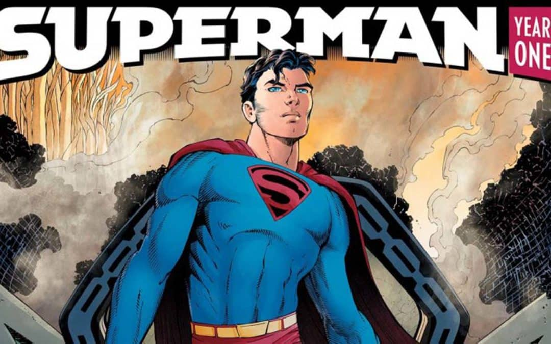 Superman: Year One ganha Preview