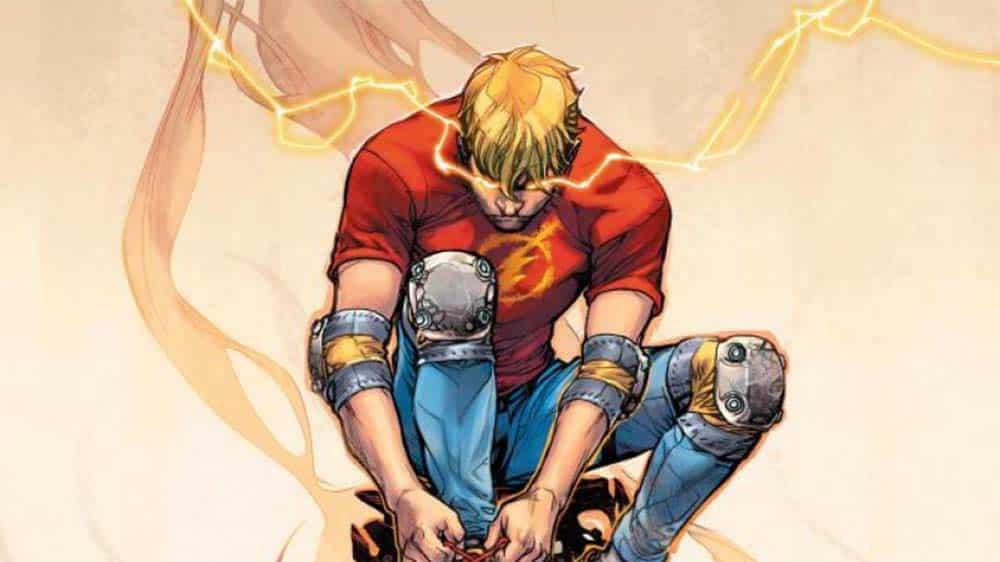 Flash Ano Um: a Origem Secreta de Barry Allen 1