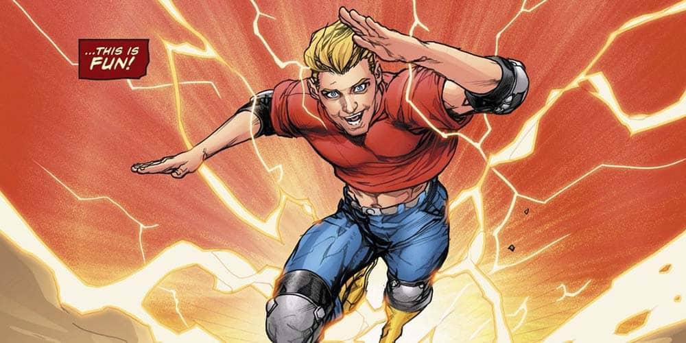 Flash Ano Um: a Origem Secreta de Barry Allen 2