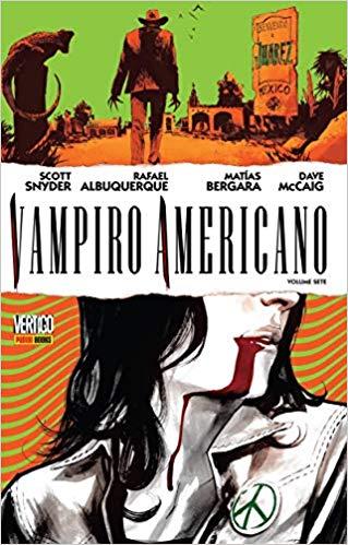 Vampiro Americano - As Melhores Séries da Vertigo 11