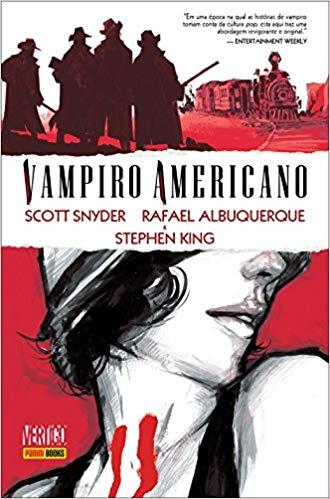 Vampiro Americano - As Melhores Séries da Vertigo 5