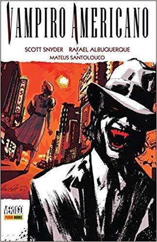 Vampiro Americano - As Melhores Séries da Vertigo 6