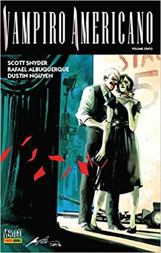Vampiro Americano - As Melhores Séries da Vertigo 9