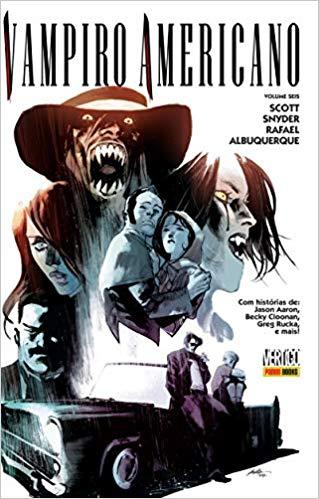 Vampiro Americano - As Melhores Séries da Vertigo 10