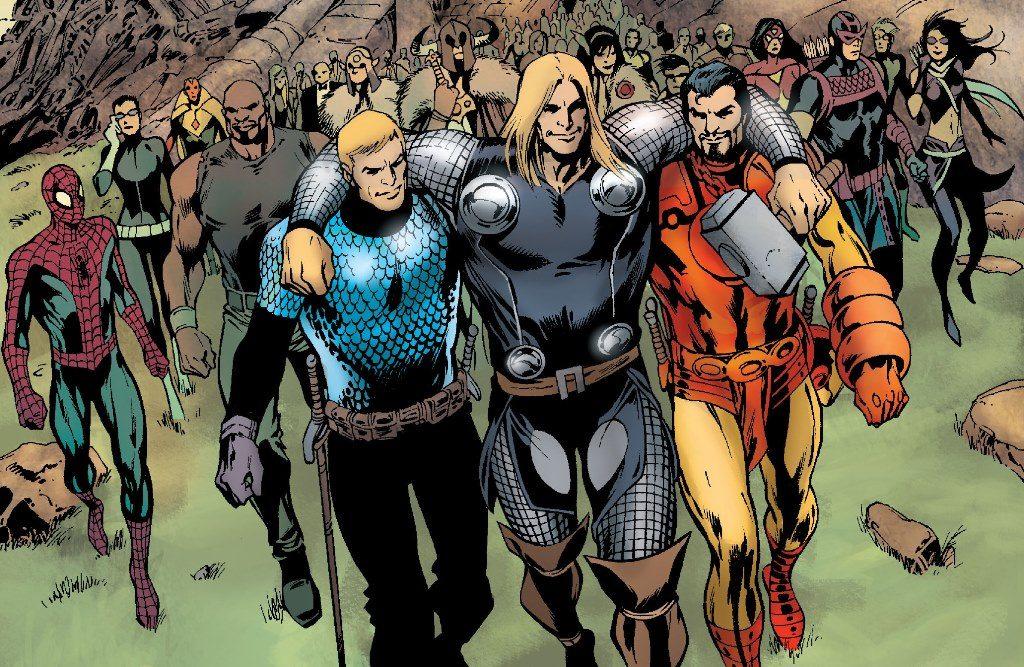 Os Vingadores de Brian Michael Bendis - Guia de Leitura 26