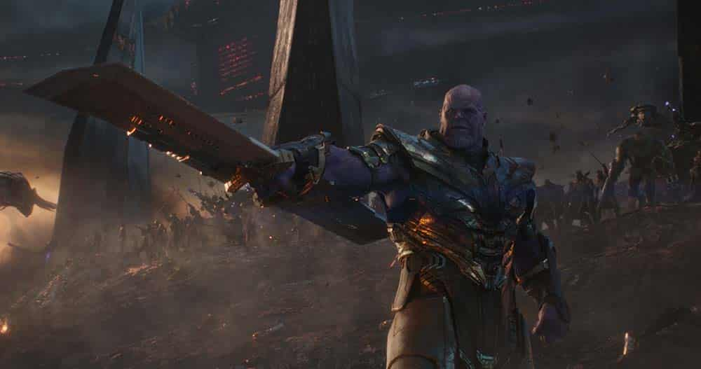 Marvel Studios' AVENGERS: ENDGAME..Thanos (Josh Brolin)..Photo: Film Frame..©Marvel Studios 2019