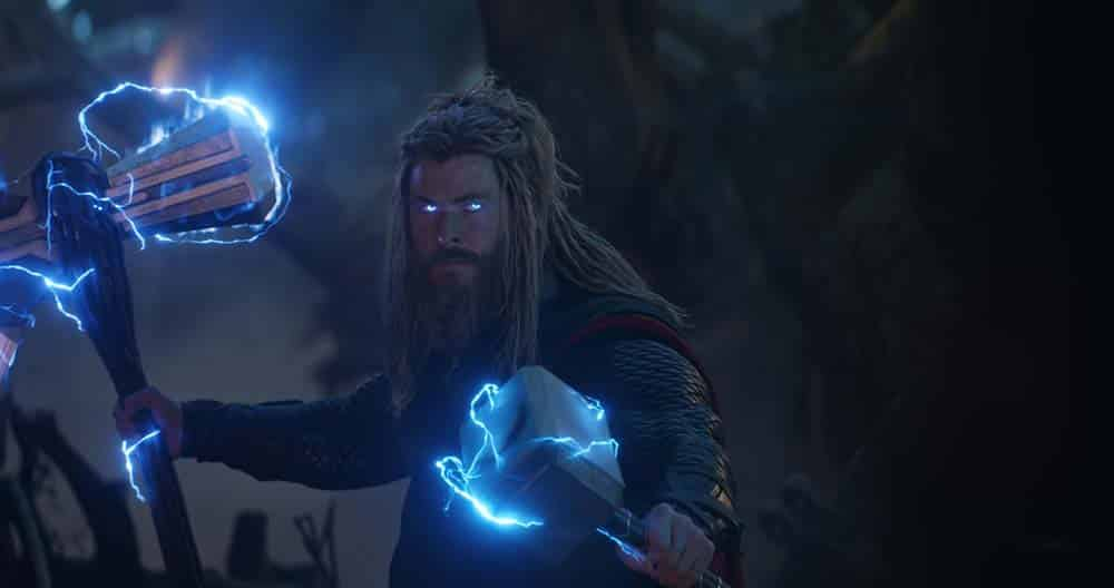 Marvel Studios' AVENGERS: ENDGAME..Thor (Chris Hemsworth)..Photo: Film Frame..©Marvel Studios 2019