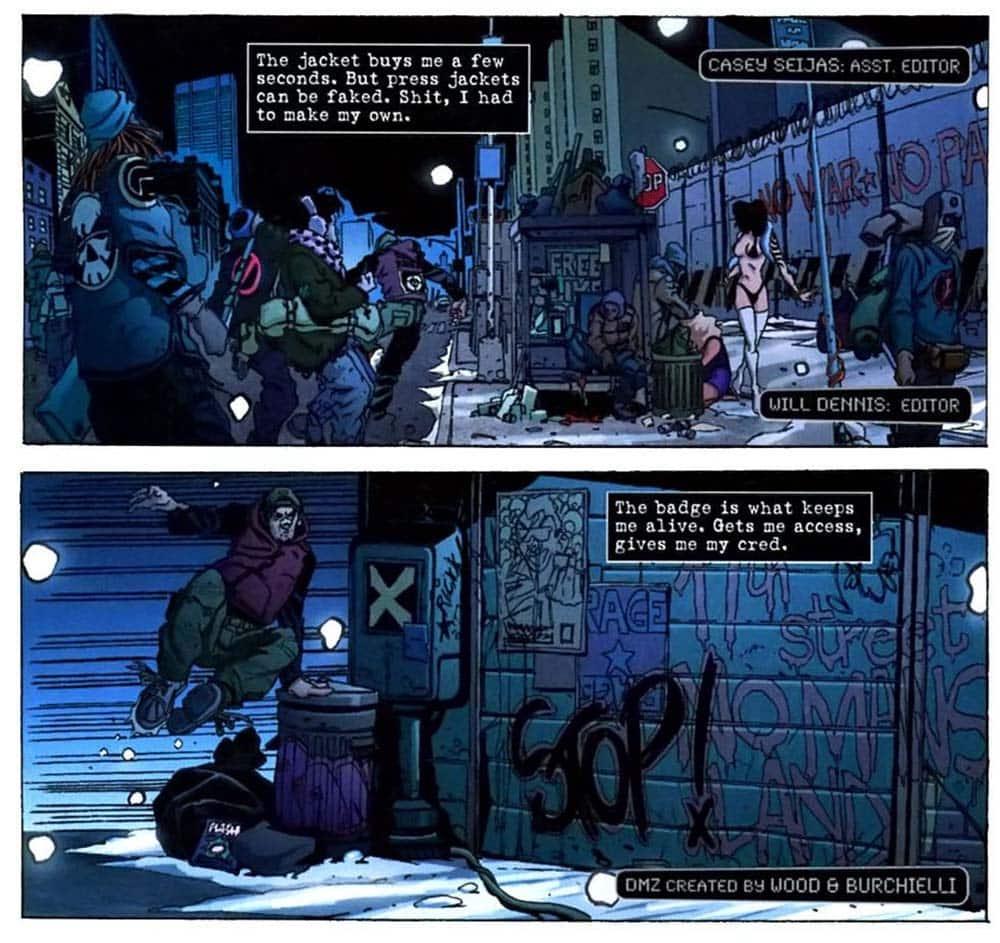 ZDM - As Melhores Séries da Vertigo 3