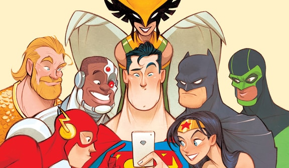 """DC divulga trailer de """"Querida Liga da Justiça"""""""