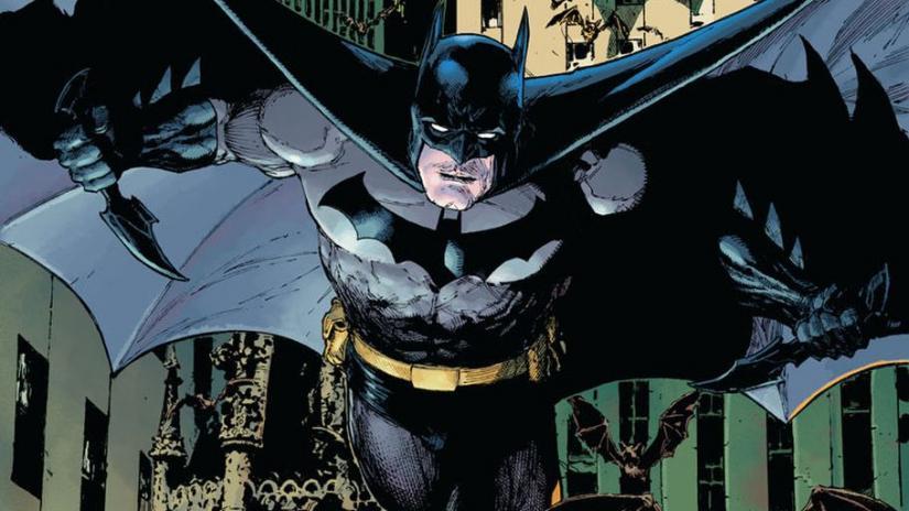 Batman #70 – O Morcego Adentra o Inferno