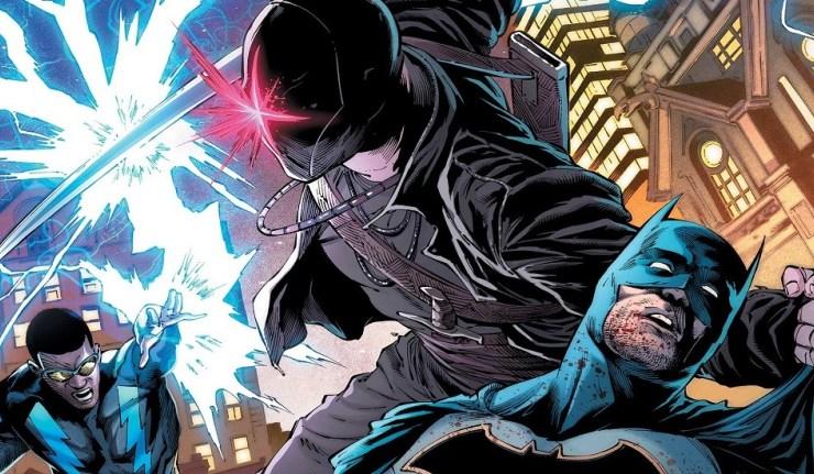 Batman Enfrenta um novo Vilão: Karma