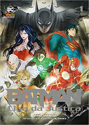 Mangá Batman e a Liga da Justiça termina em julho 3