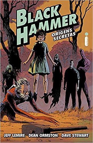 Black Hammer: Era da destruição de Jeff Lemire Chega ao Brasil 1