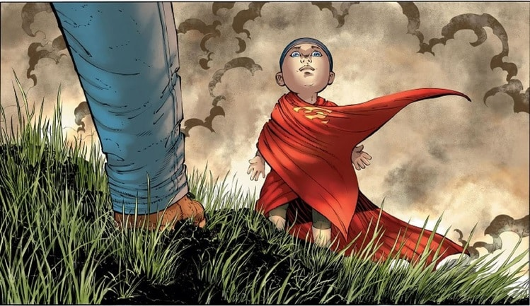 Confira o Trailer de Superman Ano Um