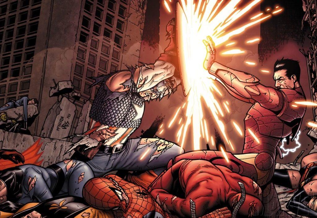 Os Vingadores de Brian Michael Bendis - Guia de Leitura 8