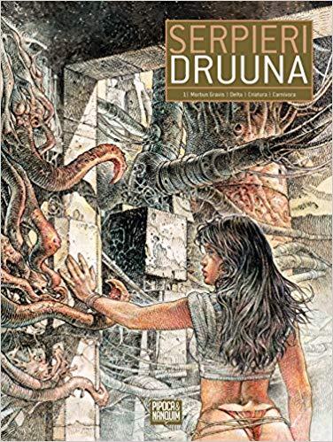 Druuna - Nova Edição Está em Pré Venda Exclusiva 3