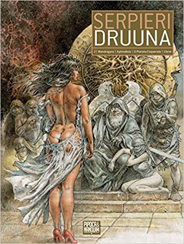 Druuna - Nova Edição Está em Pré Venda Exclusiva 4