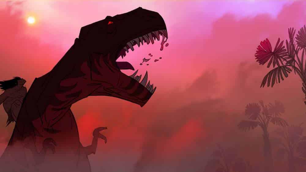 Veja o trailer de Primal, de Genndy Tartakovsky, animação anunciada pelo Adult Swim