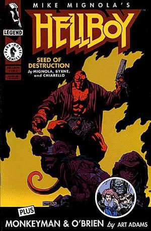 Hellboy - Guia de Leitura 1