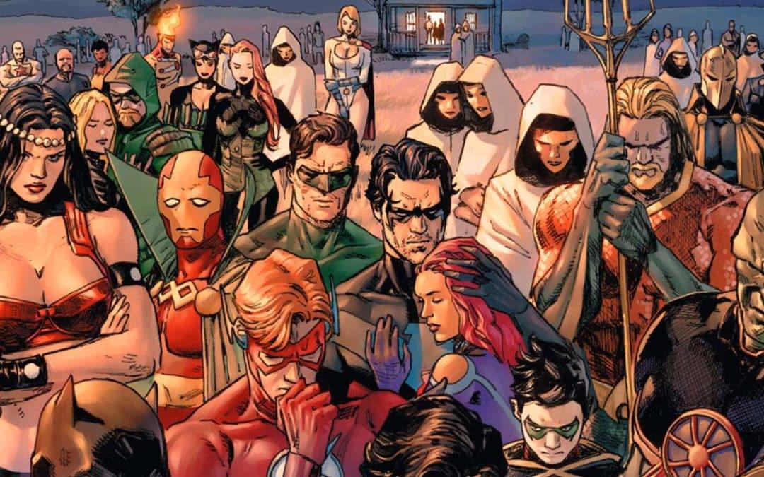 Heróis em Crise #9 – O Final da Saga de Tom King