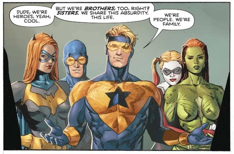 Heróis em Crise #9 - O Final da Saga de Tom King 2