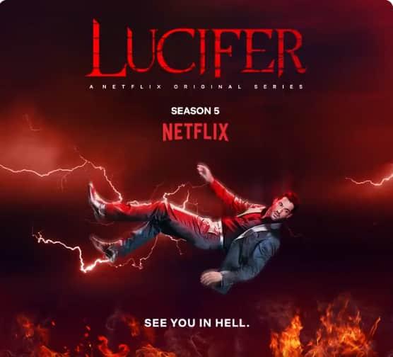 Netflix anuncia 5ª e última temporada de Lúcifer 1