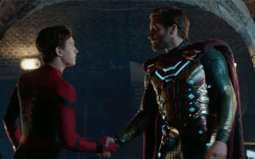 Mistério explica o Multiverso no primeiro clipe de Homem Aranha: Longe de Casa