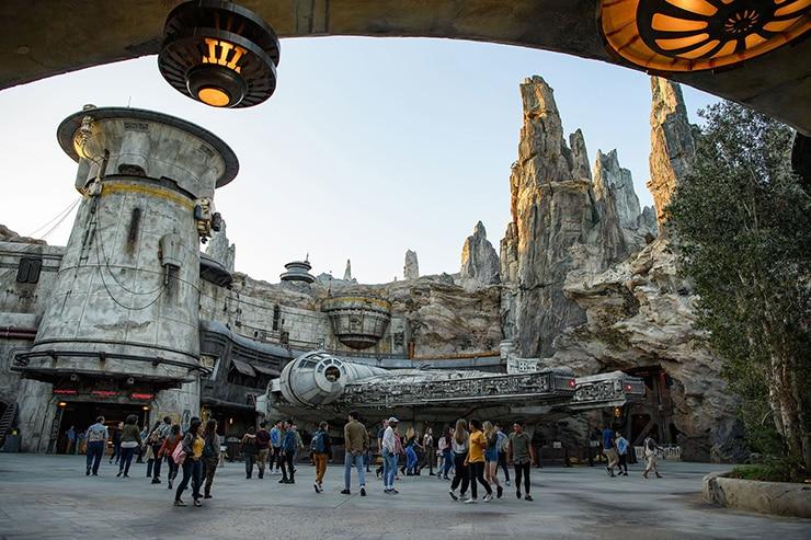Star Wars: Galaxy's Edge – Veja como foi a inauguração 3