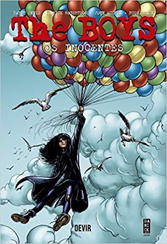 The Boys – Omnibus é disponibilizado gratuitamente online! 7