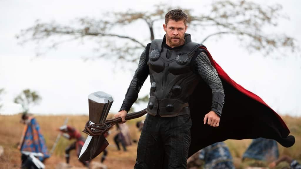 Chris Hemsworth quer Fazer Mais Filmes do Thor!