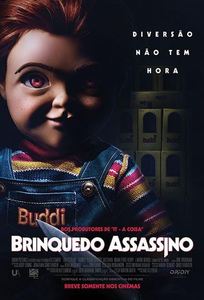 """Remake de """"Brinquedo Assassino"""" Ganha novo Trailer 1"""