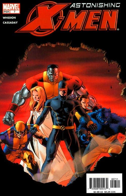 Os Prêmios Eisner da Marvel 21