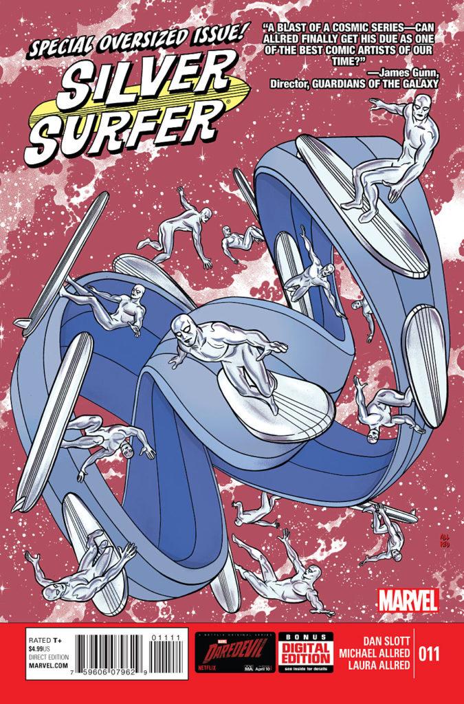 Os Prêmios Eisner da Marvel 29