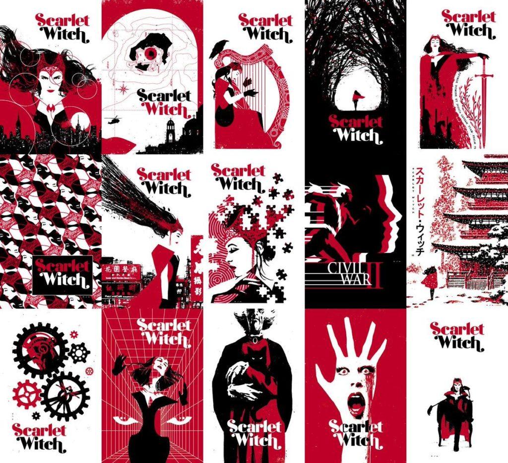 Os Prêmios Eisner da Marvel 31