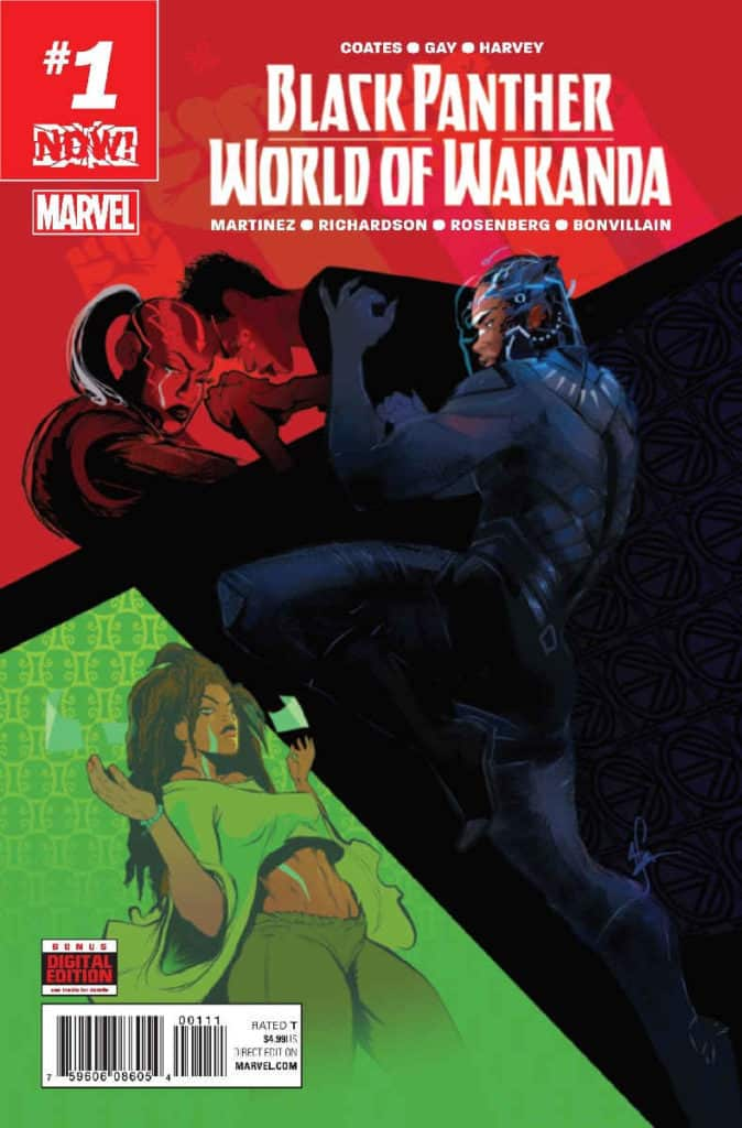 Os Prêmios Eisner da Marvel 35