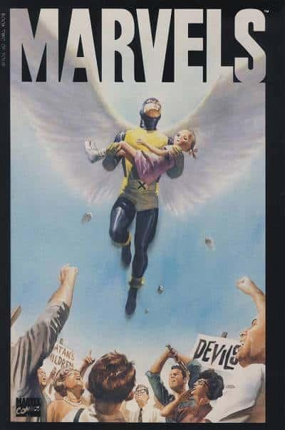 Os Prêmios Eisner da Marvel 8
