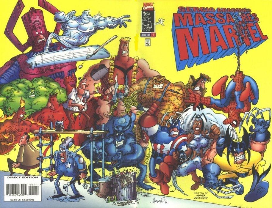Os Prêmios Eisner da Marvel 9