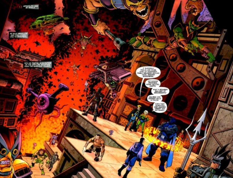 As Raças Alienígenas Mais Importantes do Universo DC - Parte 2 3