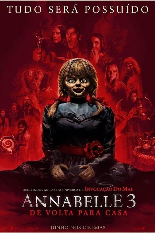 Annabelle 3 - De Volta Para Casa - O Ultimato 1