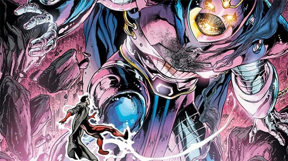 Os Maiores Vilões da Liga da Justiça 14
