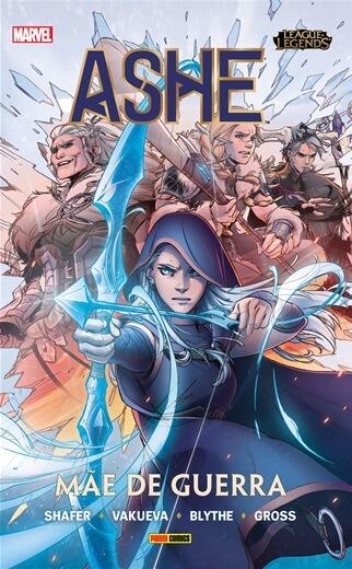 League of Legends: Ashe - Mãe de Guerra: Confira Data de Lançamento da HQ 2