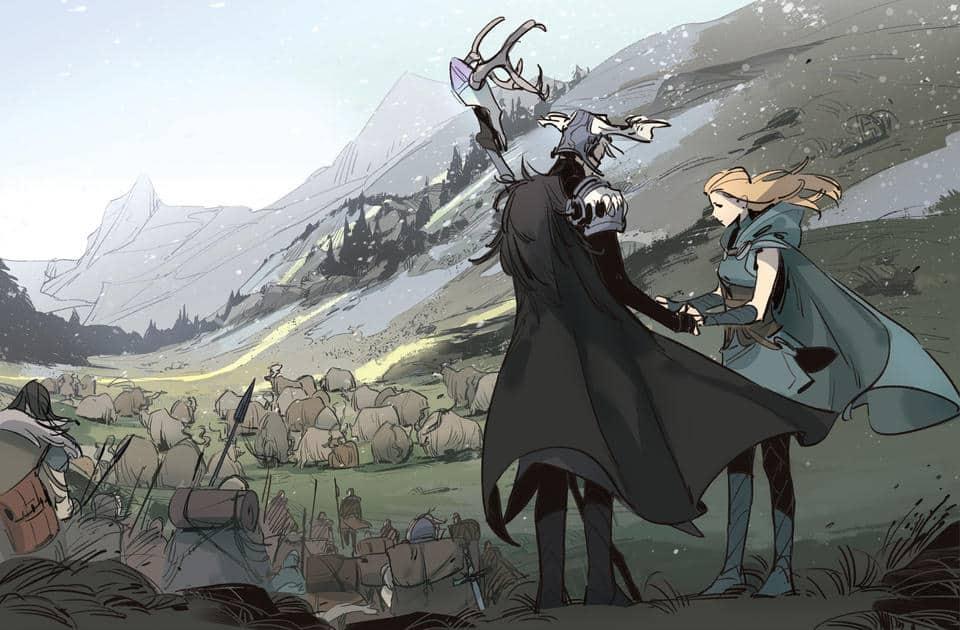 Resultado de imagem para Ashe - Mãe de Guerra