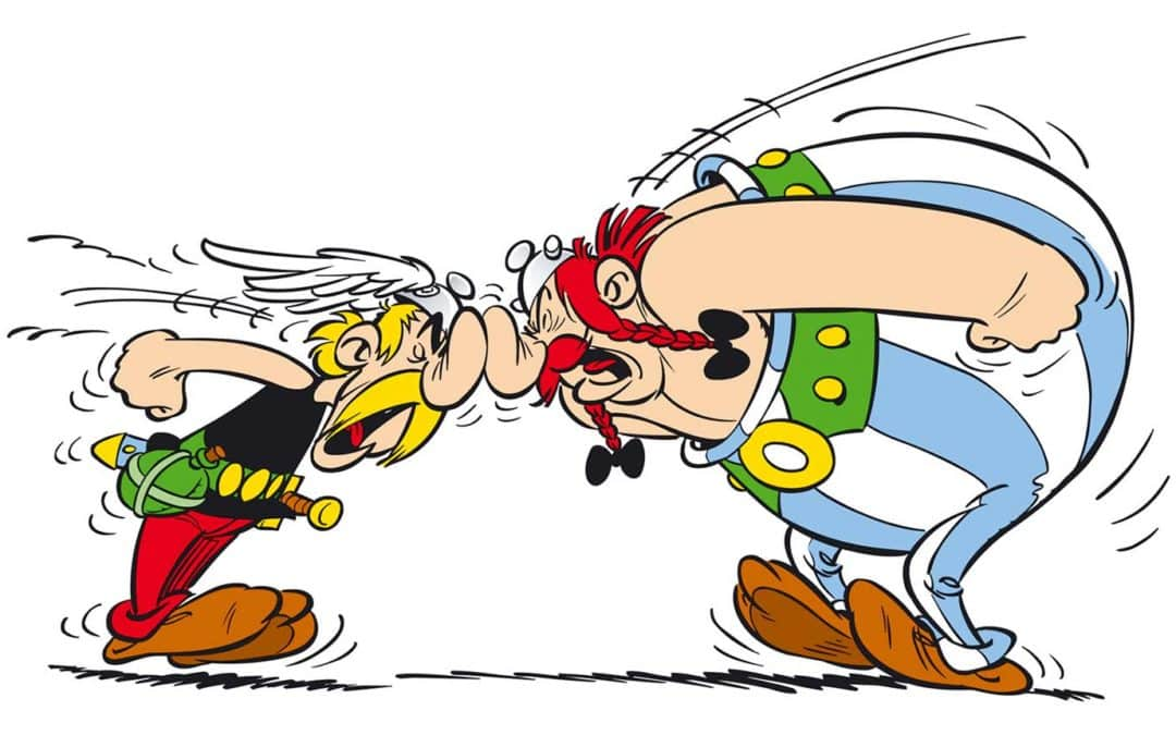 Asterix de casa nova! Panini fica com os direitos do gaulês