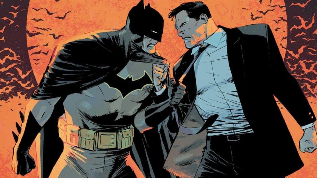 Tom King Surpreende no Primeiro Arco Pós Casamento do Batman 3