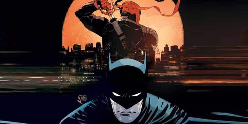 """""""Exterminador"""" Vol. 5 traz confronto com o Homem Morcego 3"""